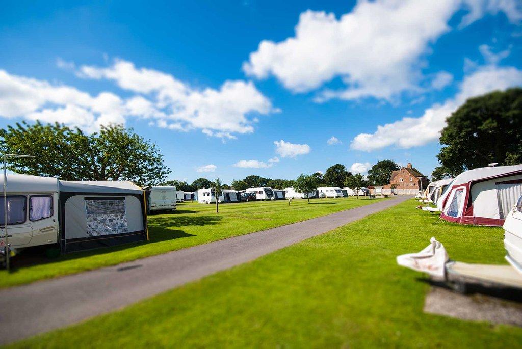 Nunnington Farm Camping Site
