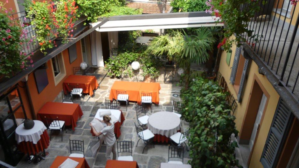 Albergo-ristorante IL Cortile
