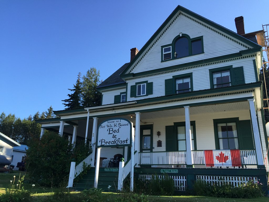 House No. 1 Fort Seward B&B