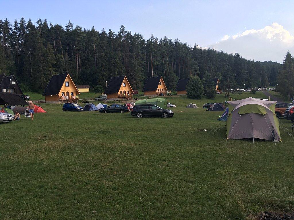 Auto-Camp Podlesok
