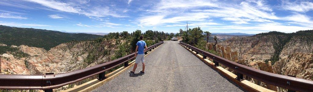 Hell's Backbone Road