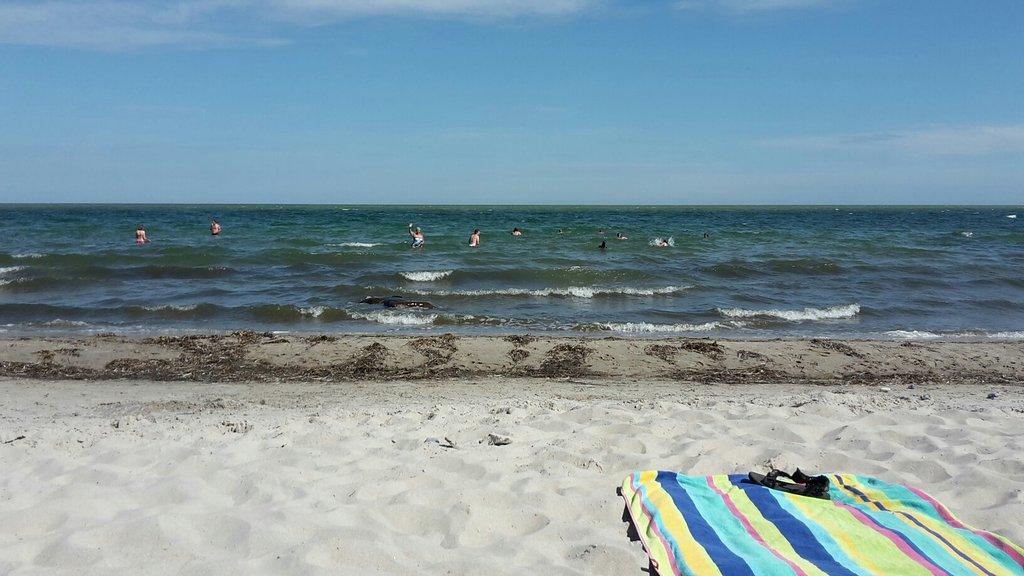 CampingGaarden Ulslev Strand