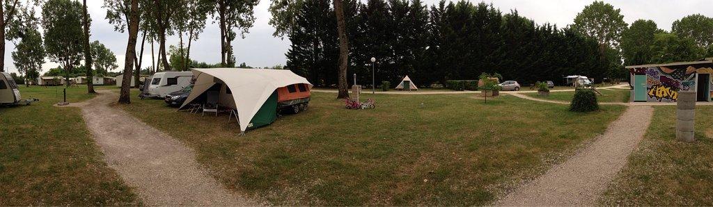 Camping Couleurs du Mondes