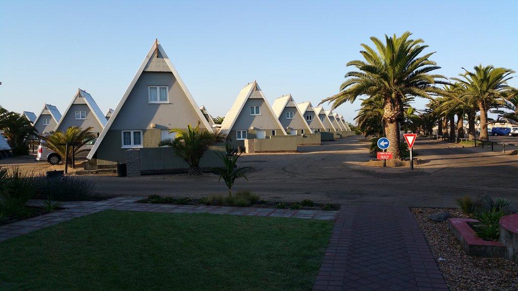 Swakopmund Municipal Rest Camp