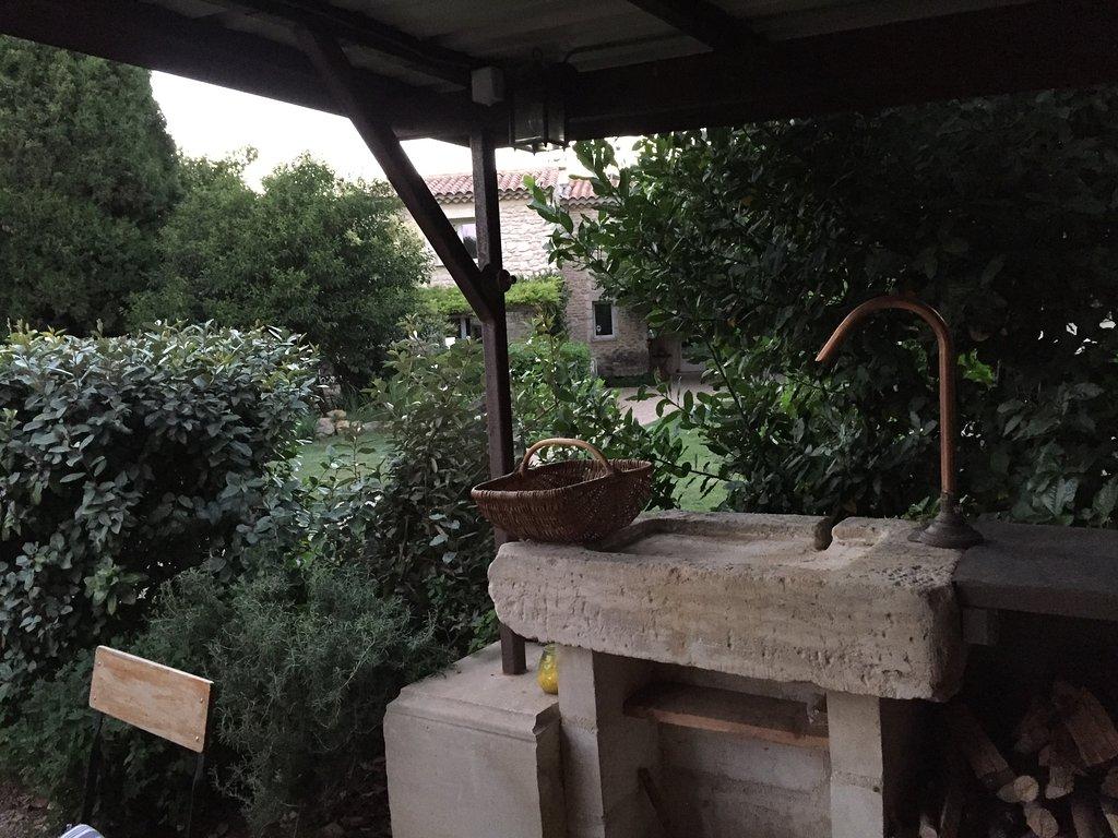 Mas de la Croix d'Arles