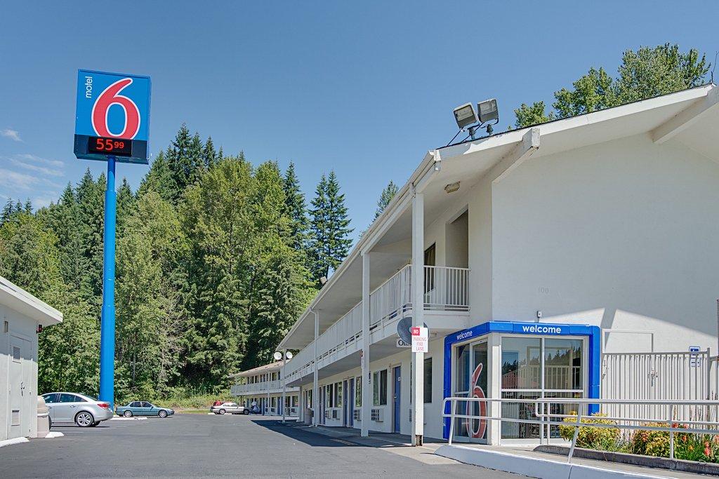 モーテル 6 ケルソー - マウント セント ヘレンズ