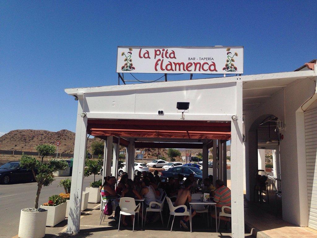 imagen La Pita Flamenca en Níjar