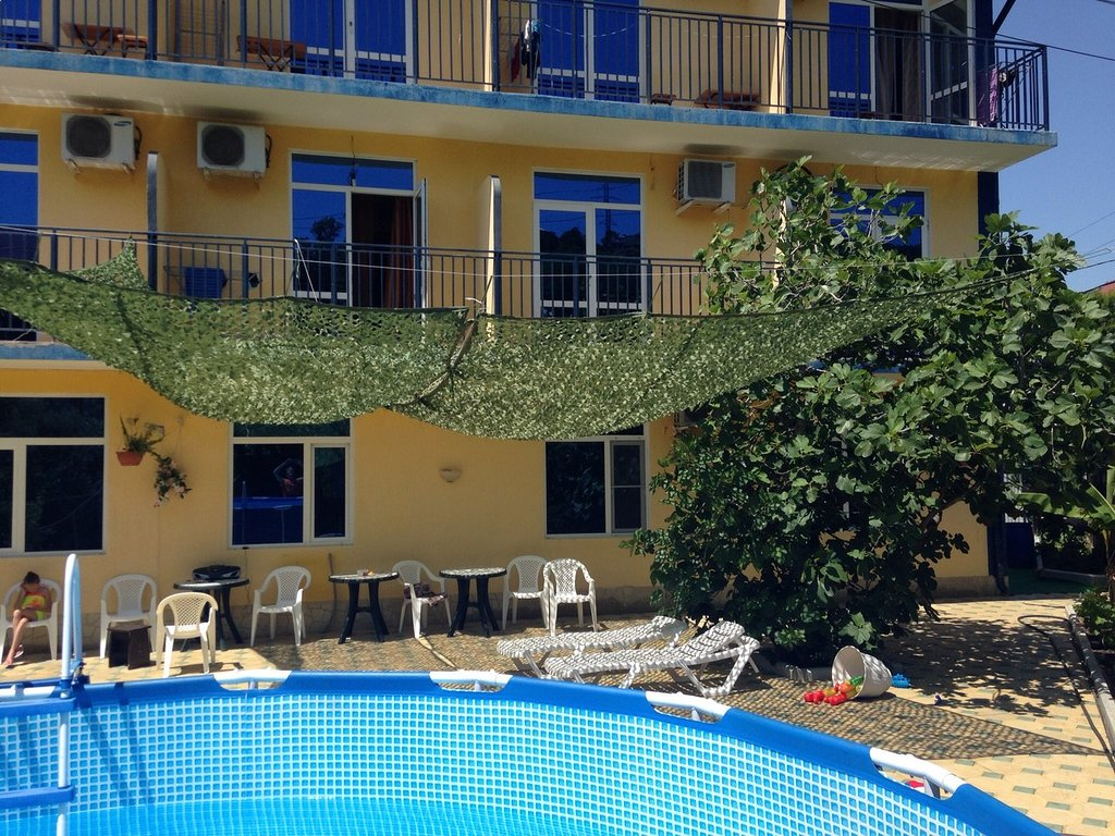 Uyutnaya Laguna Guest House
