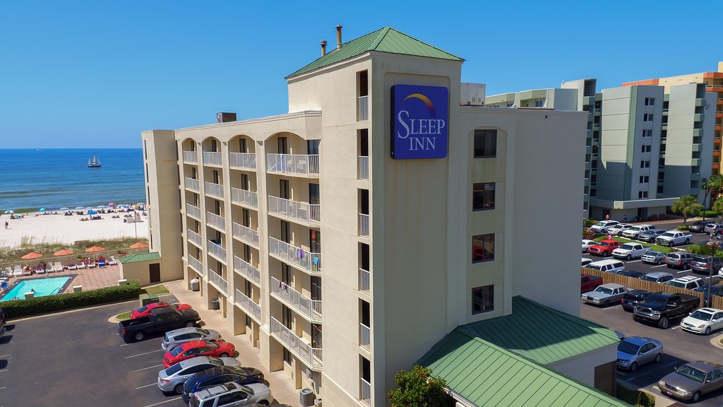 Sleep Inn Gulf Front Resort