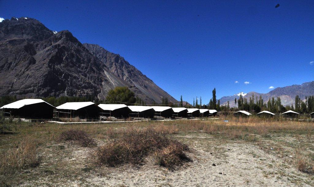 Cold Desert Camp