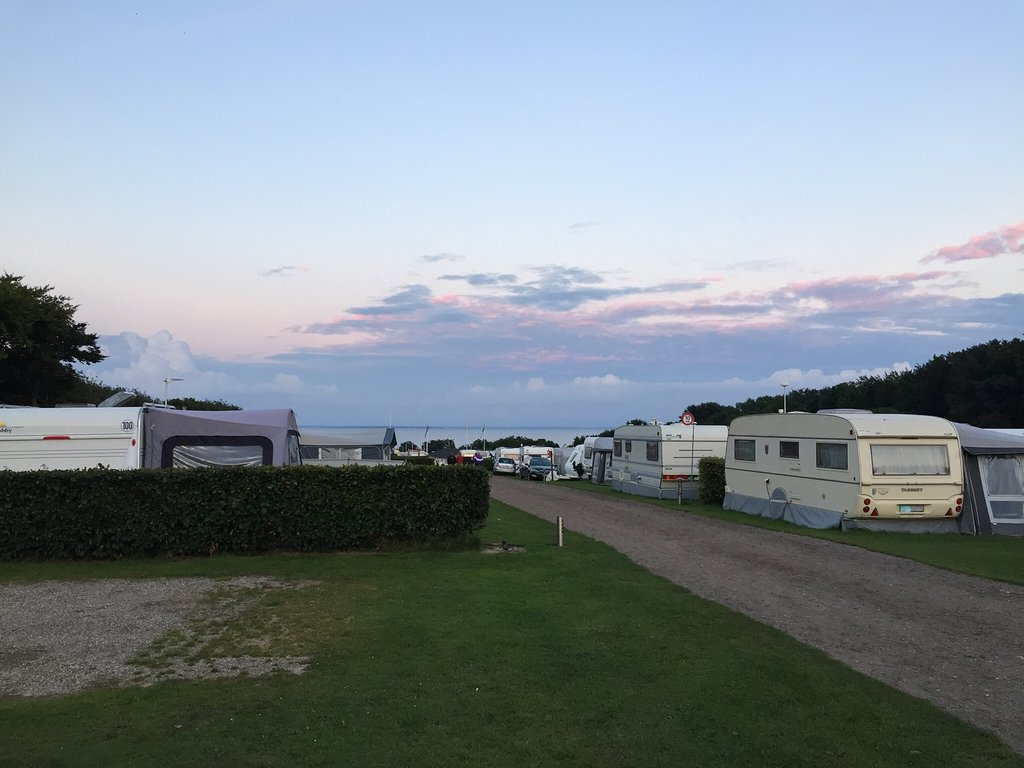 Stensager Strand Camping