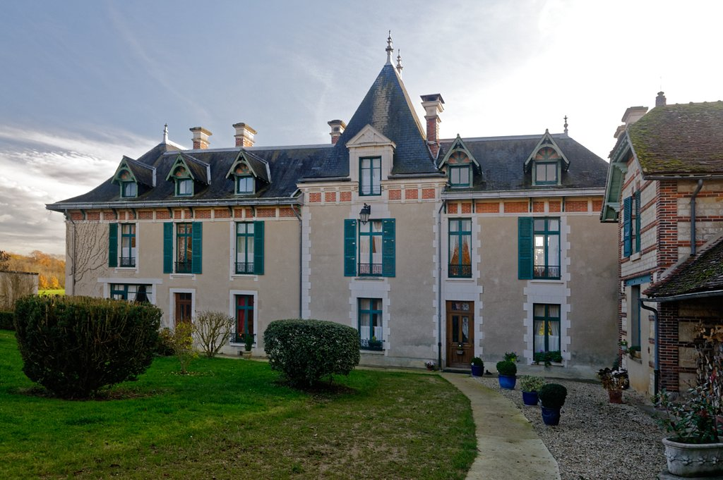 Chateau Le Barreau