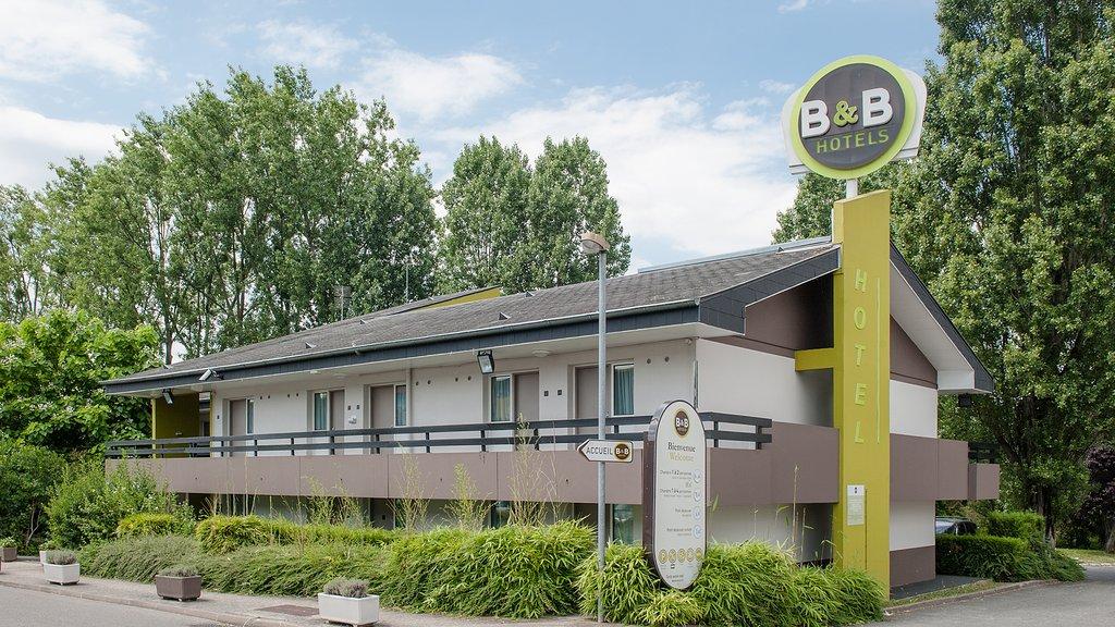 B&B Hotel Pontault-Combault