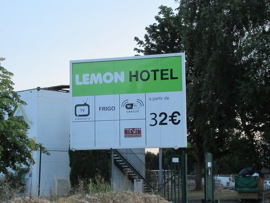 沙泰勒羅檸檬酒店