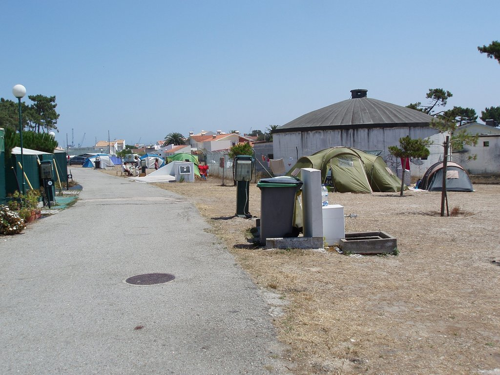 Parque de Campismo da Praia da Barra