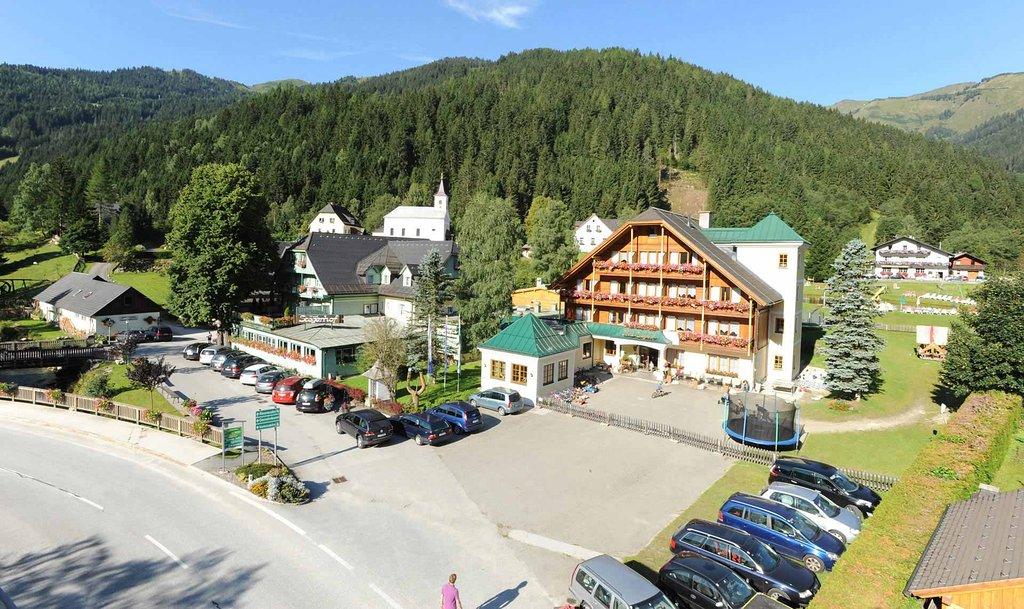 Familien-Wellness-Hotel Stegerhof