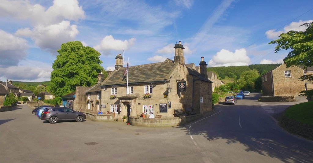 The Devonshire Arms at Beeley