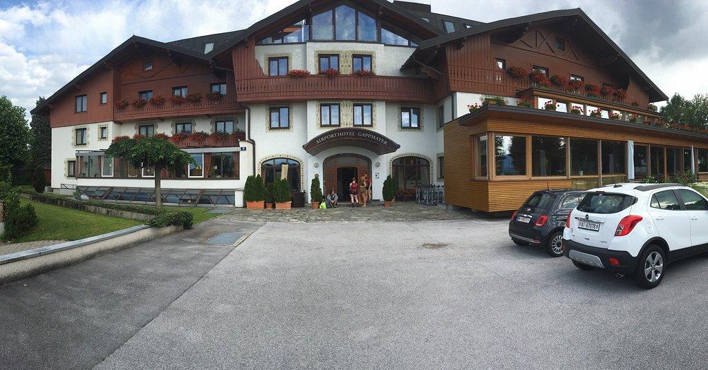 エアポートホテル ザルツブルグ