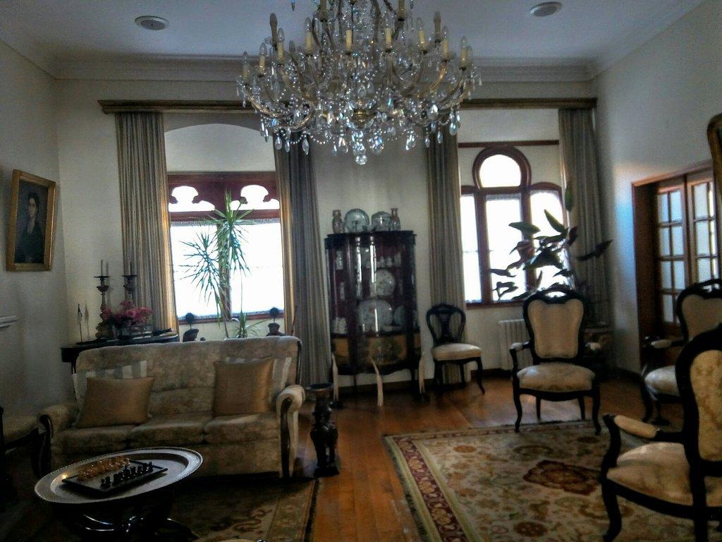 Casa dos Costa Barros