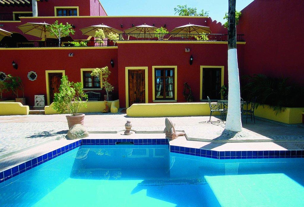 波薩達德拉斯弗洛雷斯拉巴斯酒店