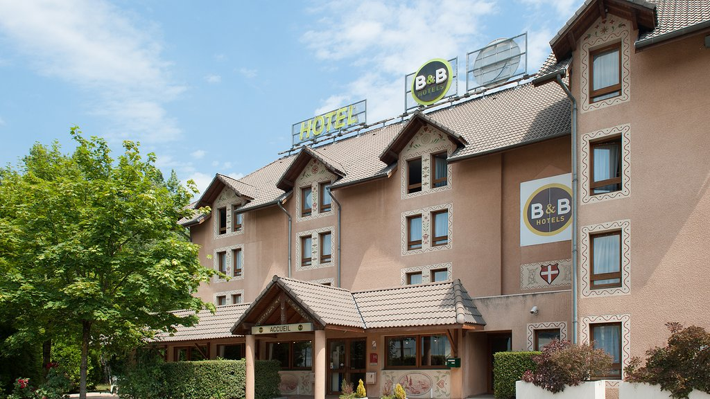 B&B Hotel Chambery La Cassine
