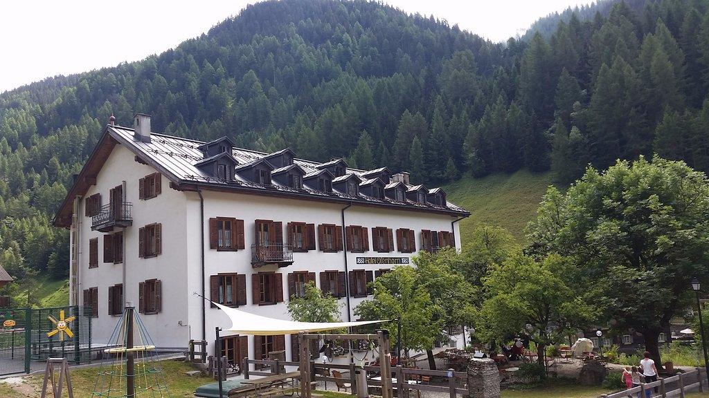 Hotel Ofenhorn Binn