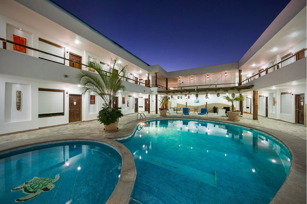 Hotel Paradise Pasión la Paz