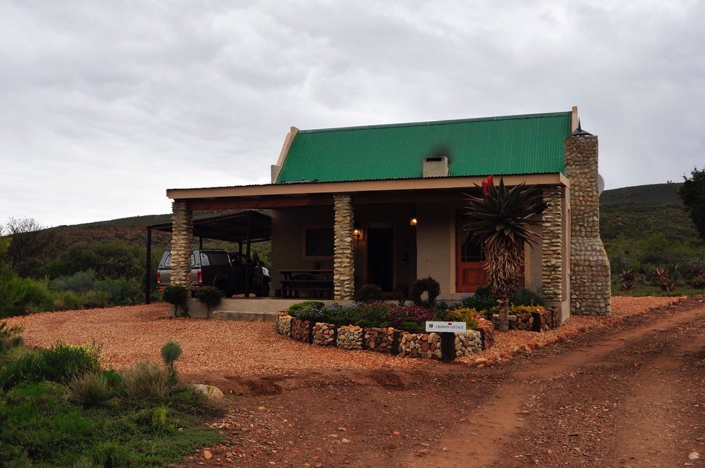 Oaksrest Vineyards Guest Farm