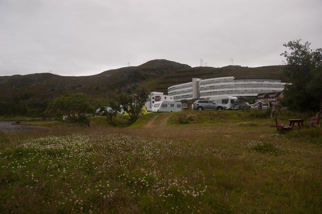 Storvannet NAF Camping