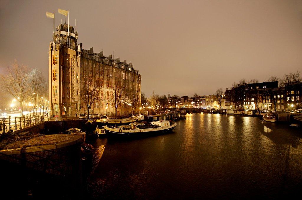 グランド ホテル アムラス アムステルダム