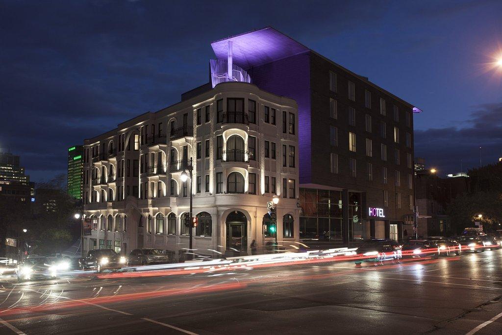 オーパス ホテル モントリオール
