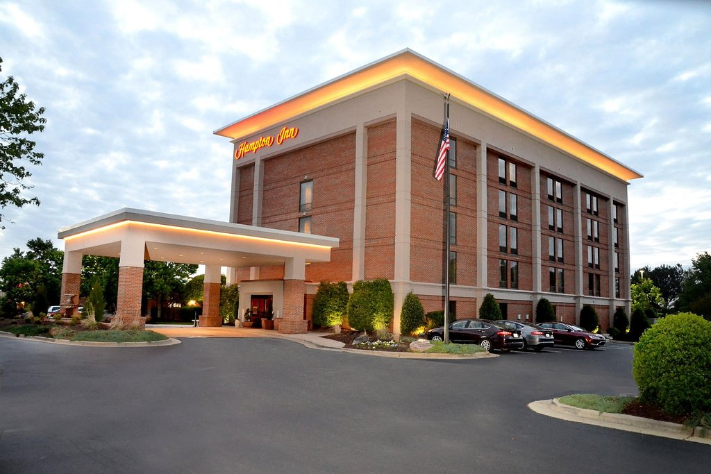 Hampton Inn Raleigh - Capital Blvd. North