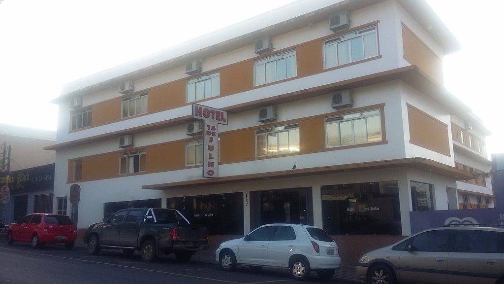 Hotel 15 de Julho