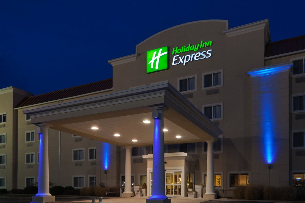 ホリデー イン エクスプレス エバンズビル - ウエスト ホテル