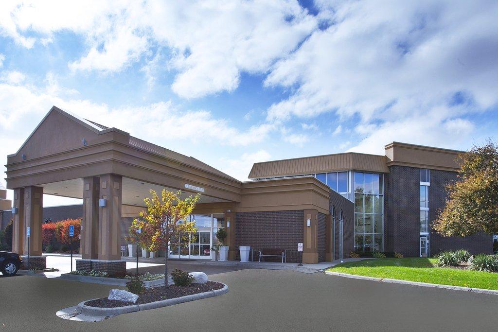 ホリデイ イン デトロイト リボニア カンファレンス センター