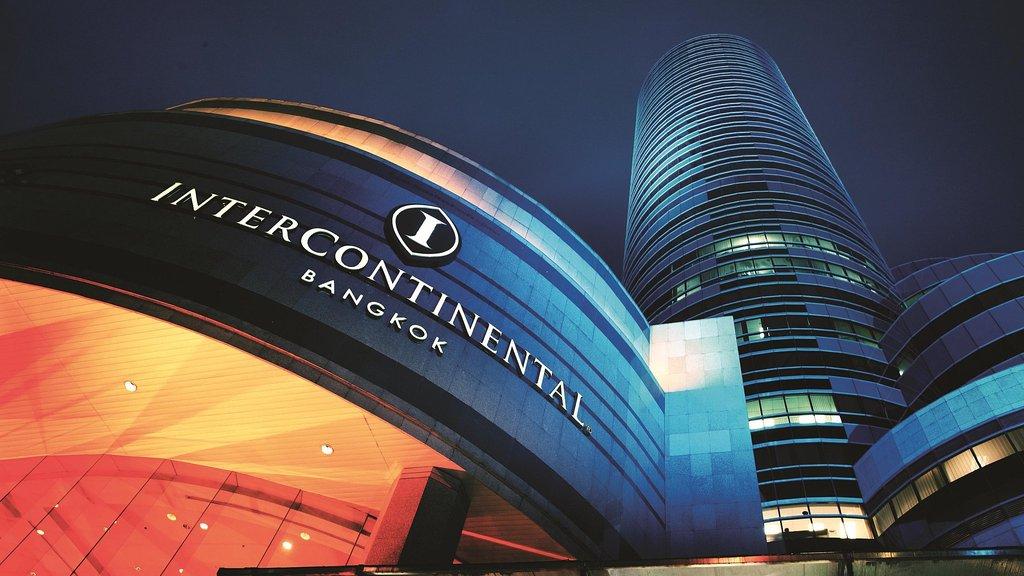 โรงแรมอินเตอร์คอนติเนนตัล กรุงเทพ