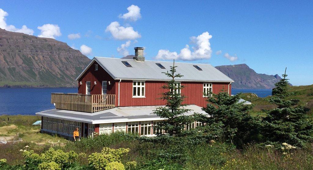 Skalanes House