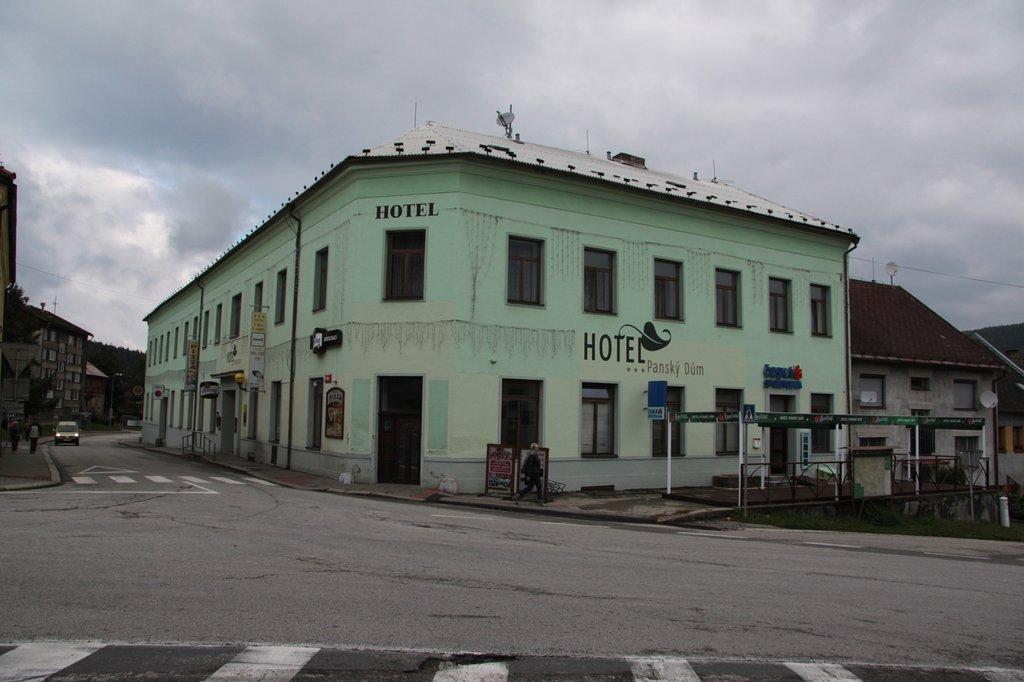 Hotel Pansky Dum