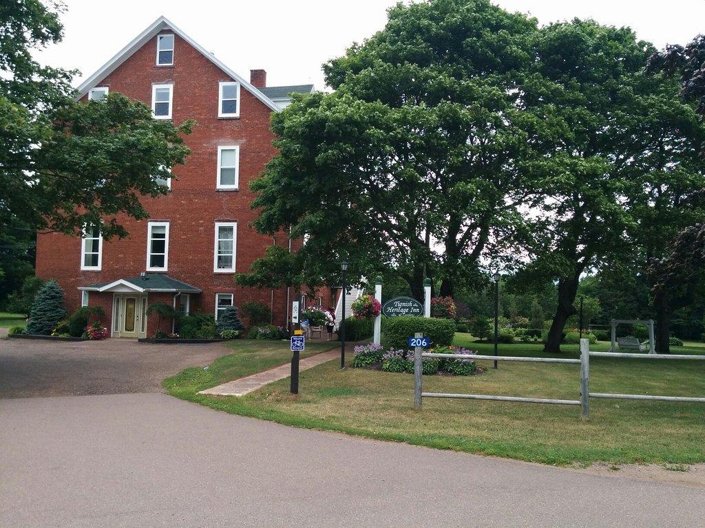 Heritage Inn & Gardens