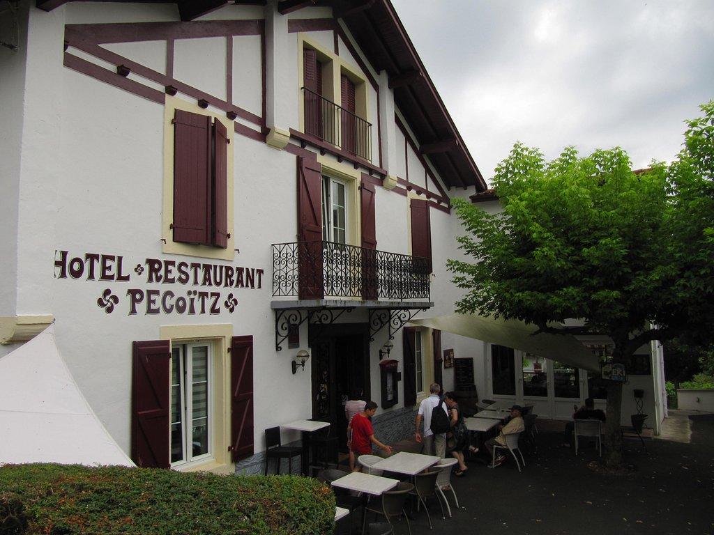 Hotel Restaurant Pecoitz