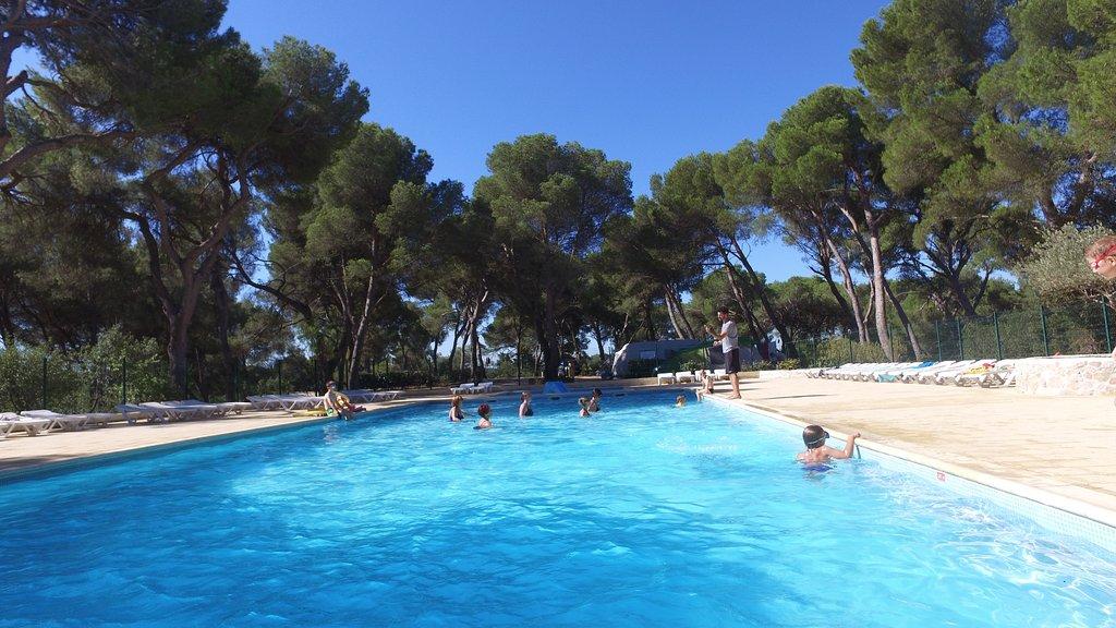 Campsite Avignon Parc