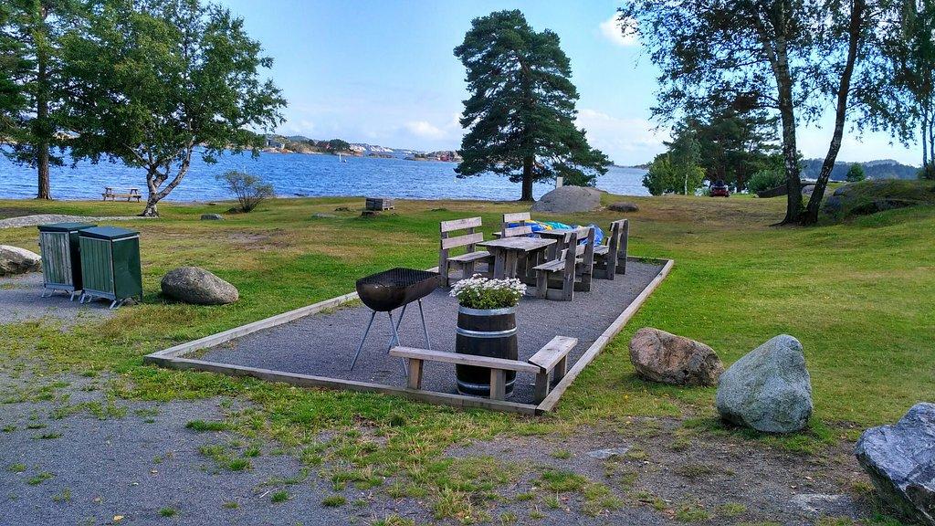 Granholmen Camping