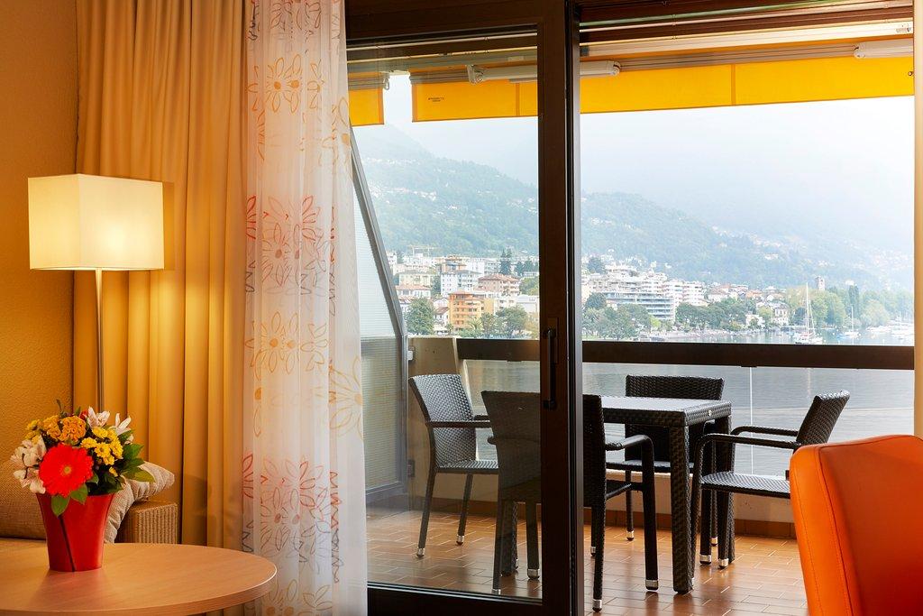 ラマダ ホテル アルカディア ロカルノ