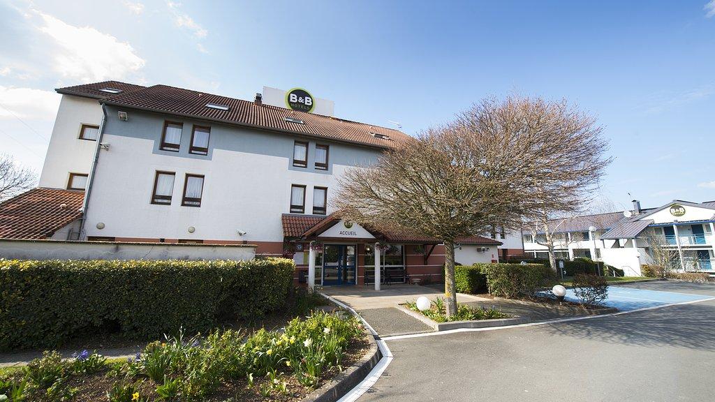 B&B Hotel Poitiers 3