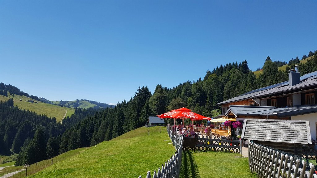 Berggasthof Hochbuhl