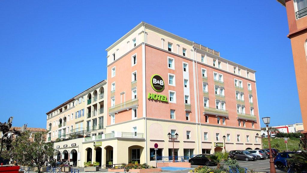 B&B Hotel Martigues Port de Bouc