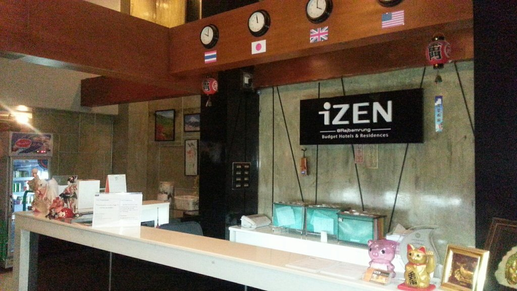 iZEN Plus Budget Hotels and Residences