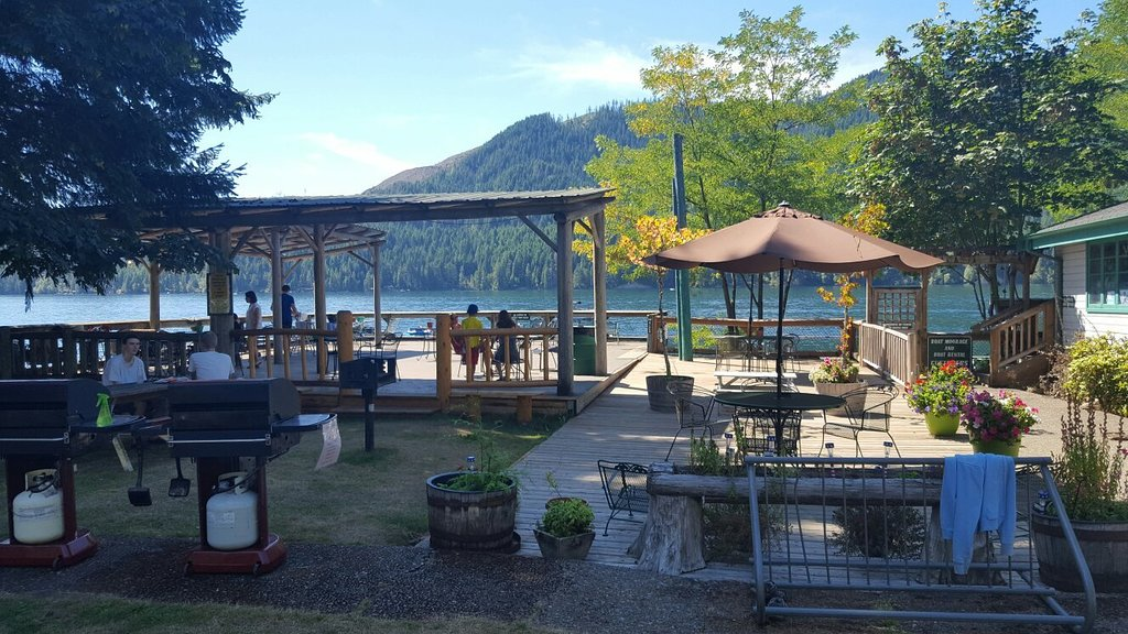 Lake Cushman Resort
