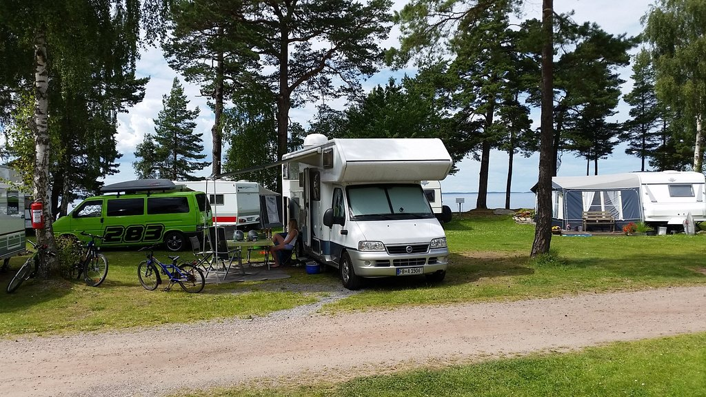 Kinnekulle Camping & Stugby