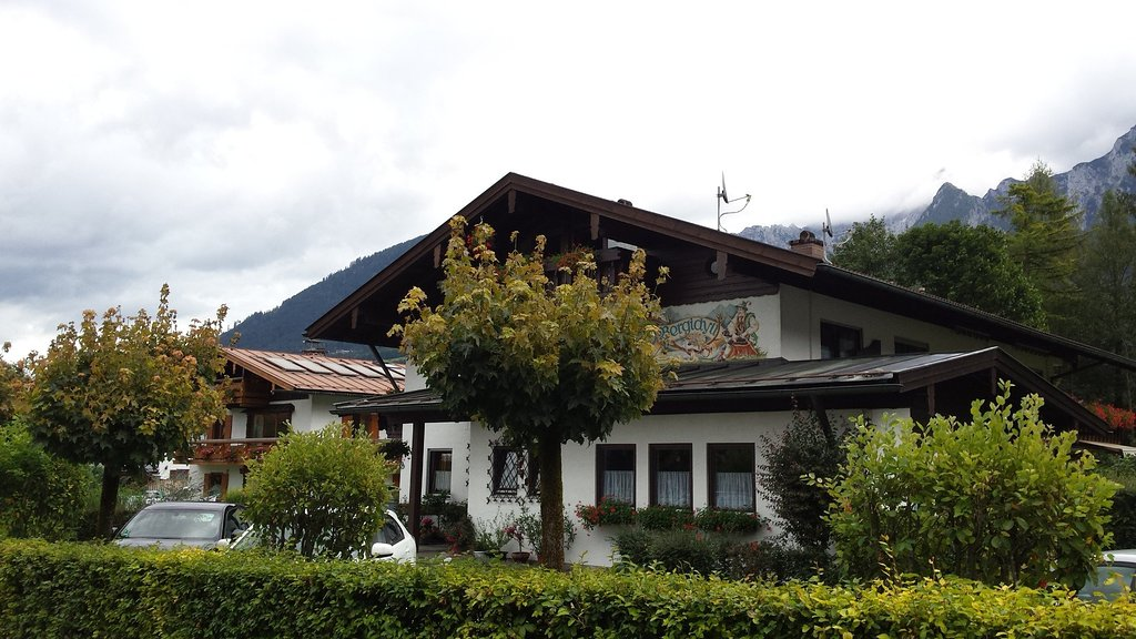 Alpenpension Bergidyll